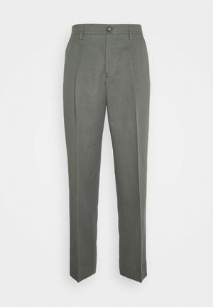SAMSON TROUSER - Chinos - green grey