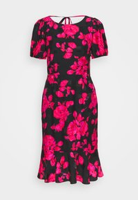 Milly - KATIA ROSE ON DRESS - Day dress - black/red - 4