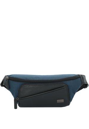 MONZA - Bum bag - navy blu