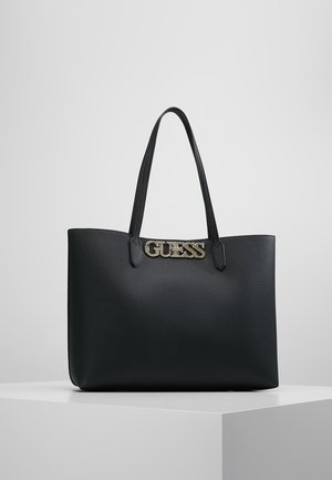 UPTOWN - Tote bag - black
