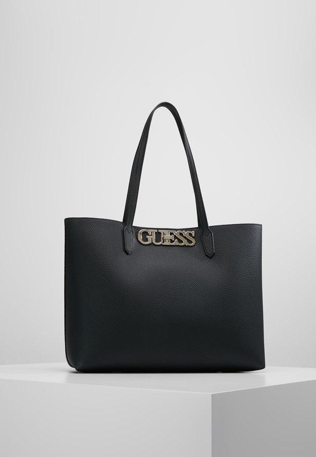 UPTOWN - Shopper - black