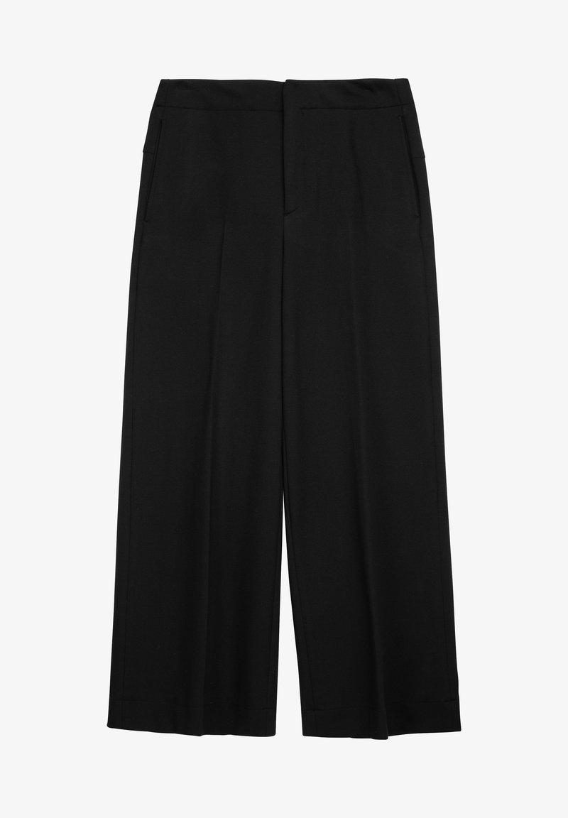 DRYKORN - BONNET - Trousers - black