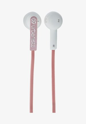 BERLIN BLUETOOTH UNISEX - Headphones - rose gold/pink