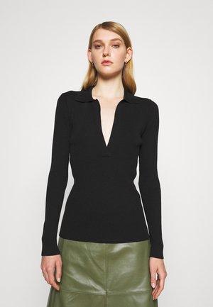 SABINE - Pullover - jet black
