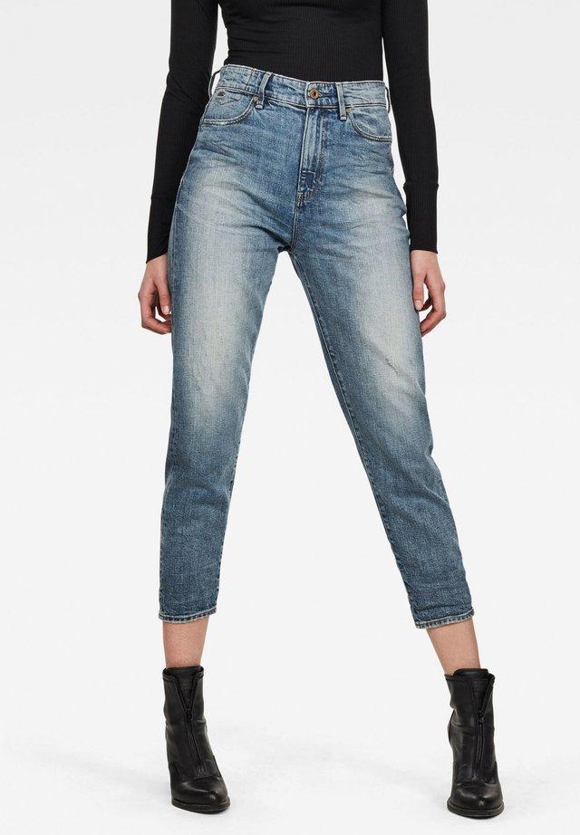 JANEH ULTRA HIGH - Jeans Slim Fit - vintage sailor blue