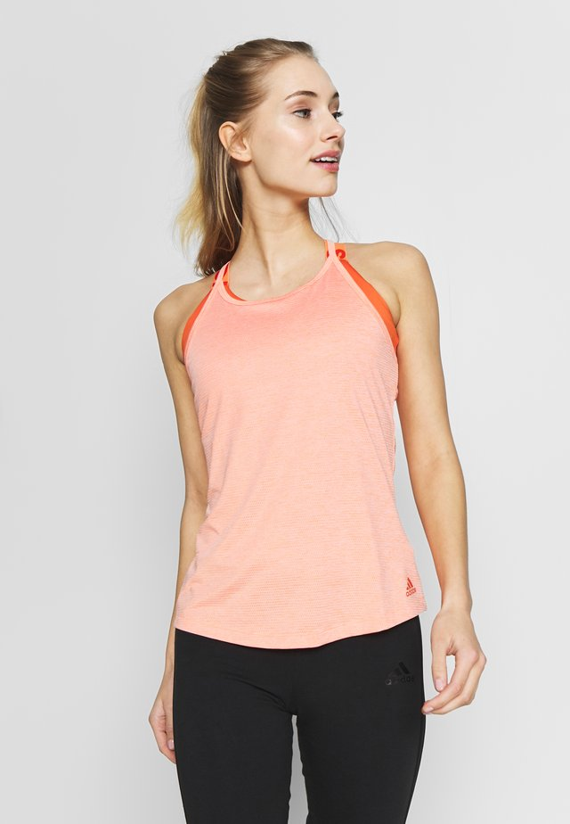 PERF - Sports shirt - orange