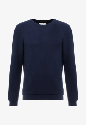 STRUCTURE CREWNECK - Mikina - sky captain blue