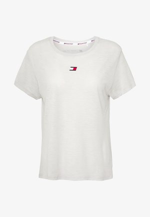PERFORMANCE - T-shirt med print - grey