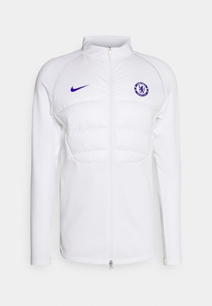 CHELSEA LONDON FC WINTERIZED - Training jacket - white/concord