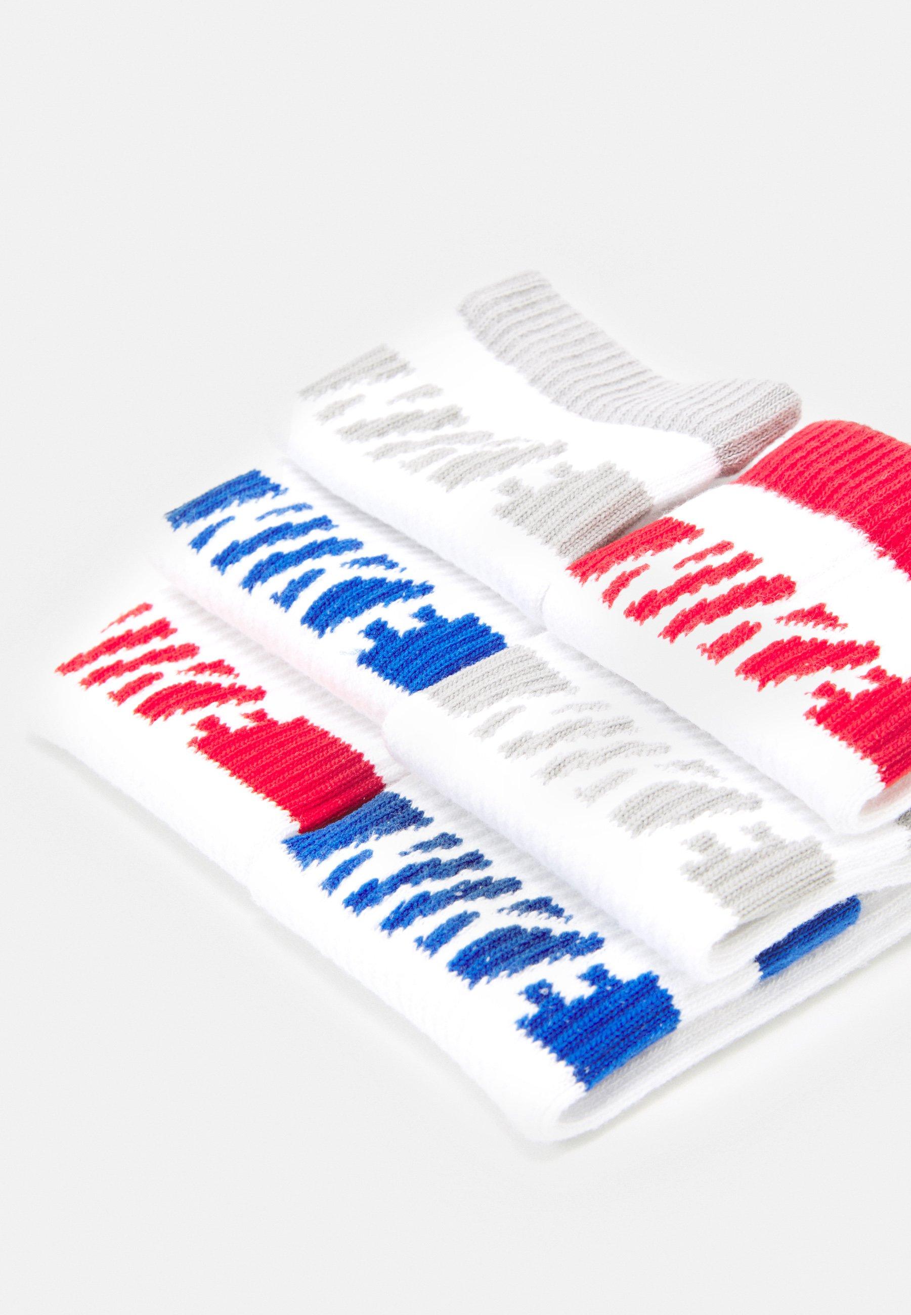 Femme EVERYDAY PLUS CUSH CREW 3 PACK UNISEX - Chaussettes de sport