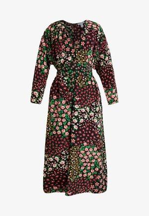 TIE SMOCK - Day dress - multi-coloured