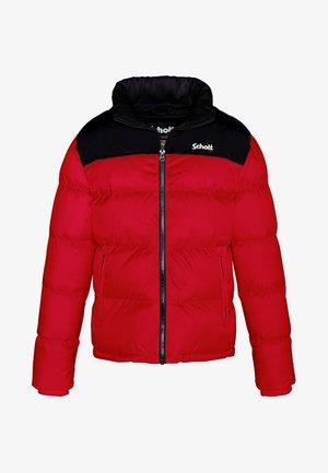 UTAH - Winter jacket - red