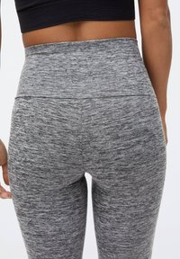 OYSHO - COMFORT WARM - Leggings - dark grey - 3