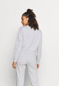 Calvin Klein Performance - Sweatshirt - antique grey - 2