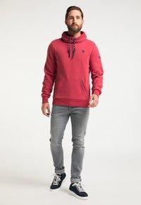 Schmuddelwedda - Sweatshirt - rot - 1