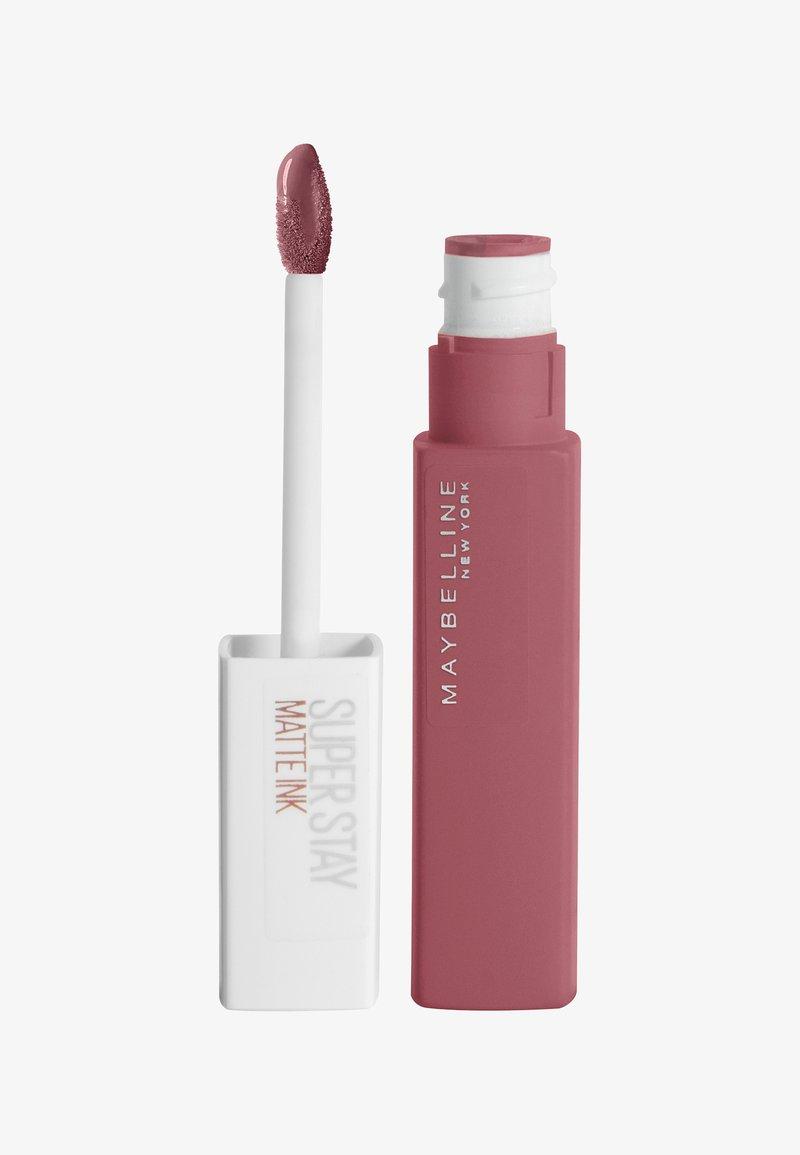 Maybelline New York - SUPERSTAY MATTE INK  - Liquid lipstick - soloist