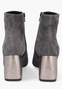 Thea Mika - Classic ankle boots - piombo - 4