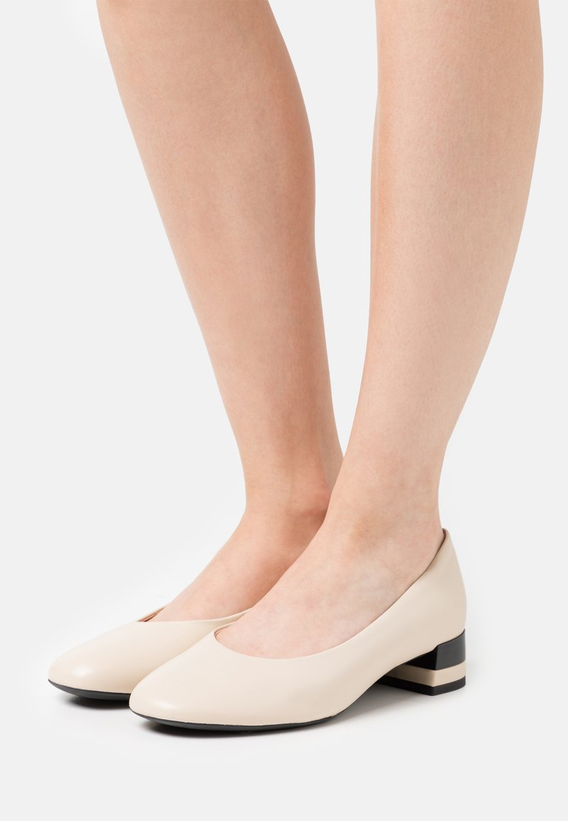 Geox - CHLOO MID - Classic heels - sand