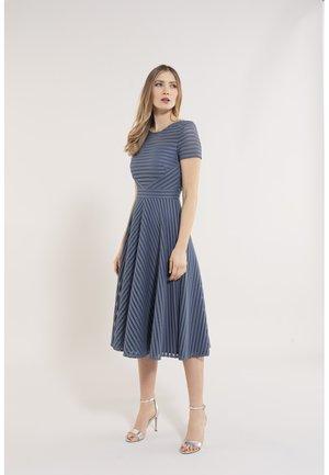 Day dress - vintage blue