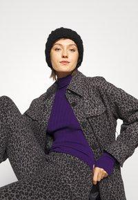 Diane von Furstenberg - MANON COAT - Short coat - grey - 4