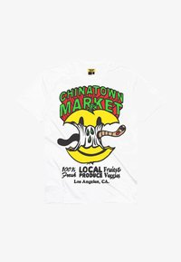 Chinatown Market - Print T-shirt - white - 0