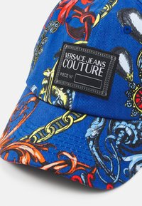 Versace Jeans Couture - BASEBALL WITH CENTRAL SEWING UNISEX - Cap - midnight - 3
