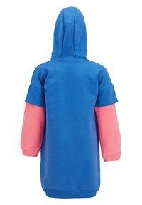 DeFacto - Jersey dress - blue - 1