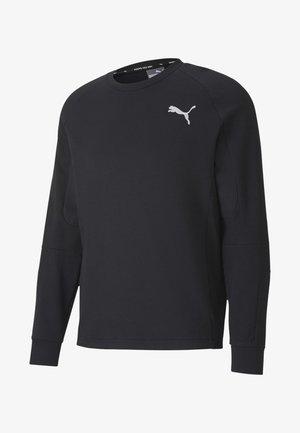 EVOSTRIPE - Sweatshirt - puma black