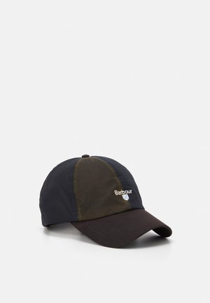 ALDERTON SPORTS UNISEX - Cap - olive/navy/rust