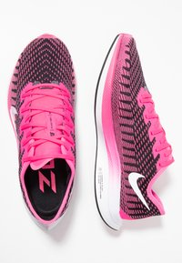 Nike Performance - ZOOM PEGASUS TURBO 2 - Neutral running shoes - pink - 1