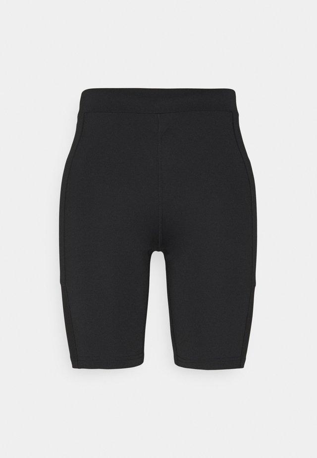 AINO SHORT LEGGINGS - Shorts - black