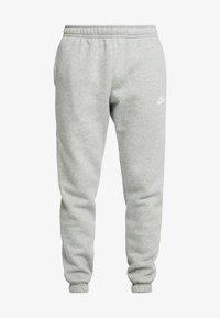 Nike Sportswear - CLUB PANT - Joggebukse - dark grey heather - 3