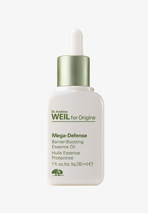 DR. ANDREW WEIL FOR ORIGINS MEGA-DEFENSE BARRIER-BOOSTING ESSENCE OIL 30ML - Face oil - -