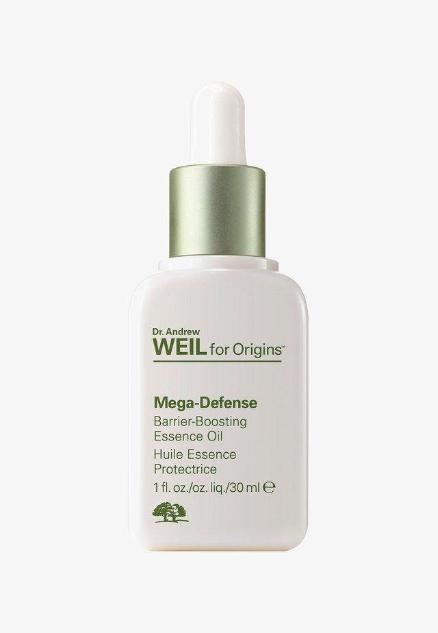 DR. ANDREW WEIL FOR ORIGINS MEGA-DEFENSE BARRIER-BOOSTING ESSENCE OIL 30ML - Face oil - -