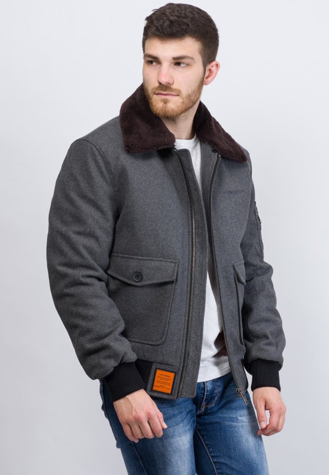 DOUGLAS - Light jacket - grey