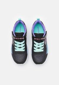 Skechers - DYNA LITE - Trainers - black sparkle/multicolor - 3
