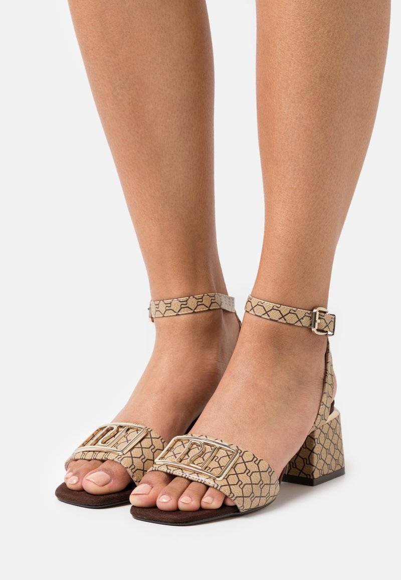 River Island - Sandály - brown