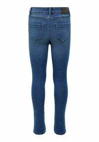 Kids ONLY - Jeansy Skinny Fit - medium blue denim - 4