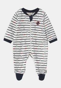 Jacky Baby - OCEAN CHILD - Sleep suit - dark blue/white - 0