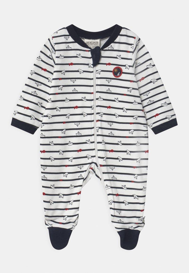 Jacky Baby - OCEAN CHILD - Sleep suit - dark blue/white