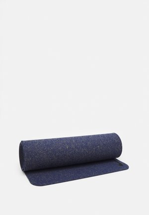 FLOW MAT 4 MM UNISEX - Fitness / Yoga - midnight navy