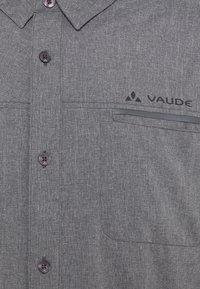 Vaude - MENS TURIFO  - Hemd - iron - 6