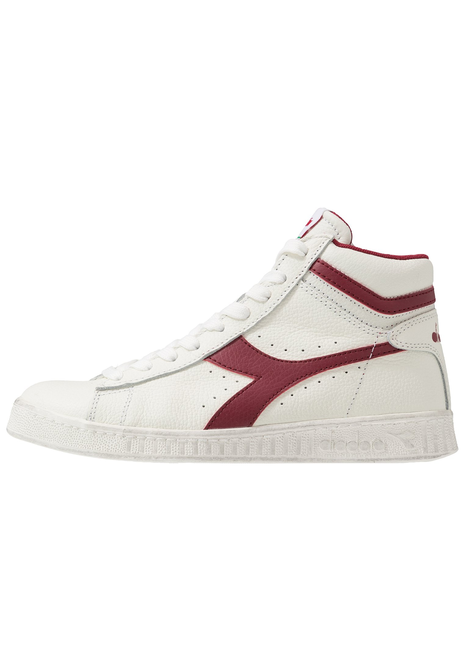 Men GAME WAXED - High-top trainers