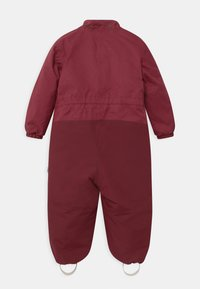 Finkid - TURVA ICE UNISEX - Snowsuit - persian red/cabernet - 2
