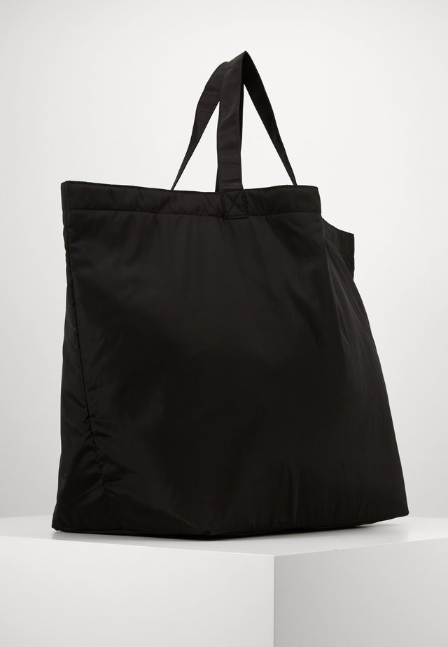 TRAVEL TOTE BAG - Cabas - black