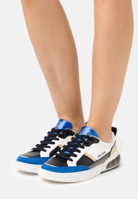 Pepe Jeans - MARBLE URBAN - Trainers - white - 0