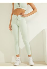 Guess - LEGGINGS - Leggings - himmelblau - 0