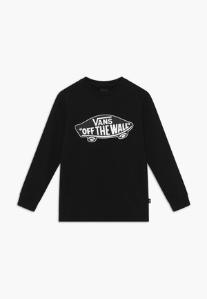 BY OTW CREW BOYS - Sweater - black-white outline