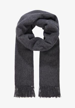NIA SCARF - Sjal - dark grey