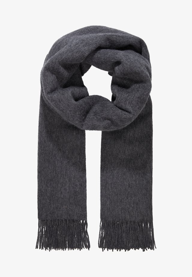 NIA SCARF - Scarf - dark grey
